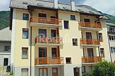 Apartment for 6 people in Bovec Goriška