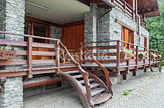 Apartment for 14 people Breuil Cervinia Valtournenche Aosta