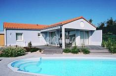 Villa for 8 people in Chateau-D'Olonne Vendee