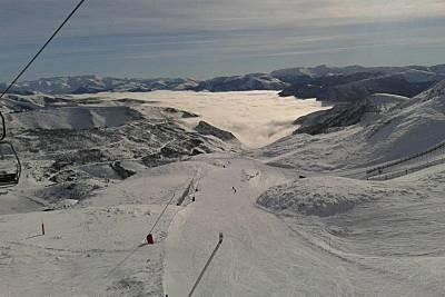 Estación de esquí Leitariegos