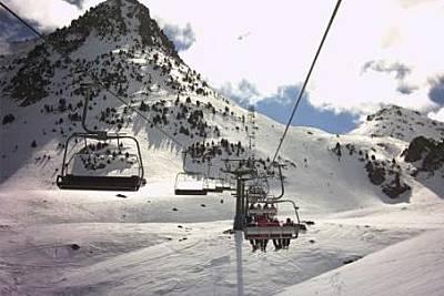 Estación de esquí Formigal