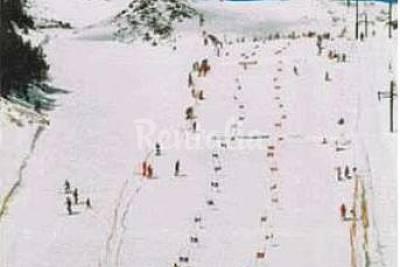 Skigebiet Vallter 2000