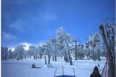 Estación de esquí Navacerrada